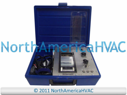 Temperature Recorder Model 3825 - Thermal Engineering Company