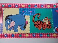 Winnie Pooh Nursery Wallpaper Border Disney Home Imperial 4 Rolls 20yds Tigger