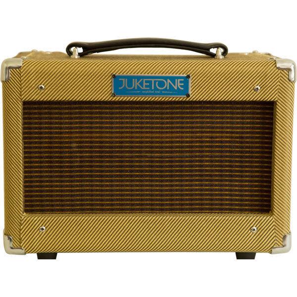 Juketone Boutique 5 W Class A Valve tweed estilo estilo estilo vintage guitar Amplificador Amplificador De Tubo ce402f