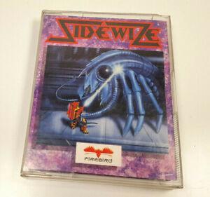 Sidewize-by-Firebird-1987-Commodore-64-C64-Original-Spiel-Cassette-ENG-Sammlung
