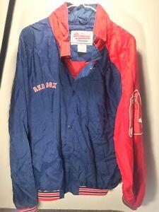 0810a423d Vintage Boston Red Sox Starter Jacket Diamond Collection XL | eBay