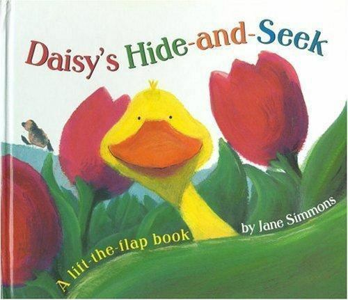 Daisy's Hide and Seek : A Lift the Flap Book-ExLibrary