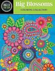 Hello Angel Big Beautiful Blossoms Coloring Collection by Angelea Van Dam (Paperback, 2016)