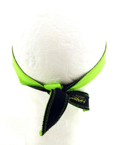 Halo Headband Bandeau Cravate Version-Vert Vif