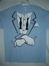 "NEW PSY "" WELCOME TO GANGNAM STYLE "" XL POWDER BLUE"