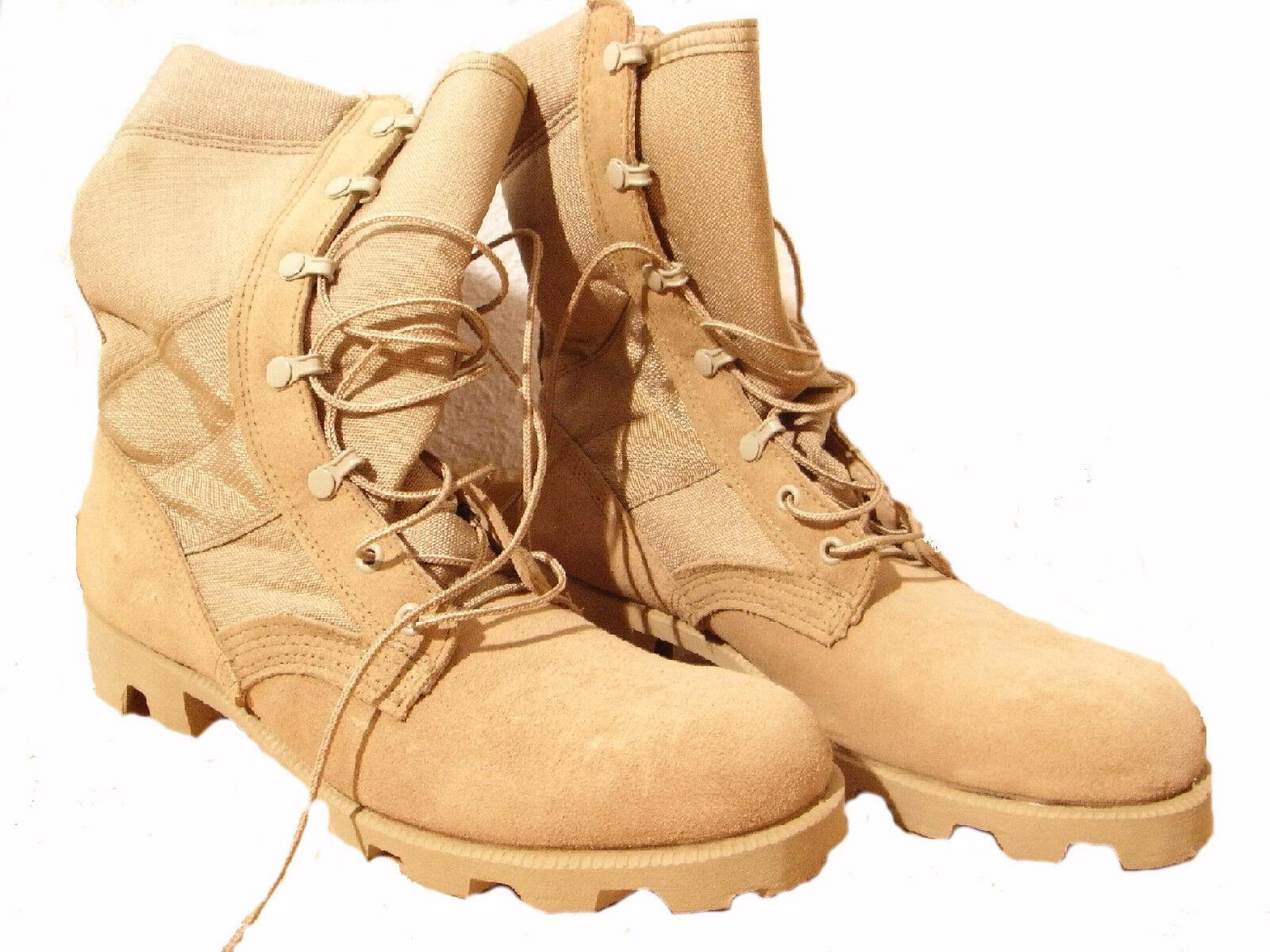 Desert Boots / Wüsten Stiefel US 5N EU37 US Wüstenstiefel Militär Stiefel