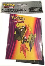 Pokemon TCG SM Guardians Rising Collector's Mini Album w/ Booster Pack Unweighed