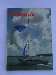 Revue-magazine-BATEAUX-n-38-juillet-1961-La-Baule-Le-Pouliguen-Stren-Parader