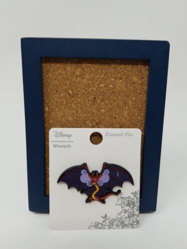 Loungefly Disney Mulan Mushu Dragon Wings Enamel Pin 129206