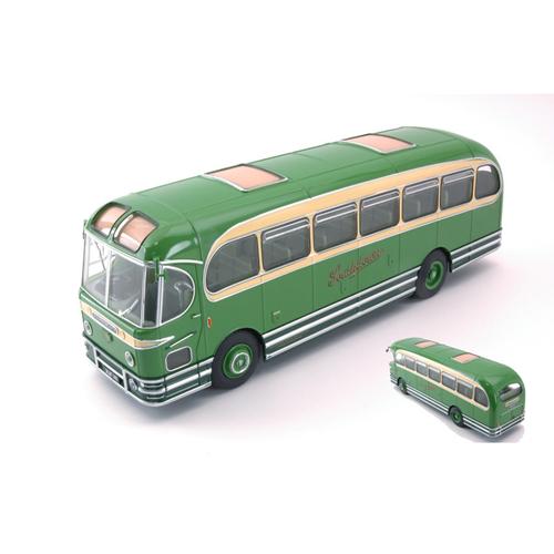 AUTOautobus WEYuomoN FANFARE SOUTDOWN 1950 verde CREM 1 43 Oxford Autoautobus Die Cast
