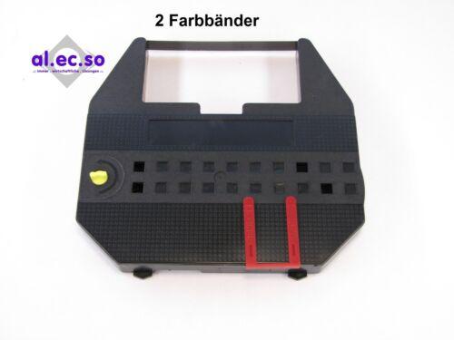 Farbband für Olivetti Praxis 200 schwarz korrigierbar aus Carbon 8mm x 130m