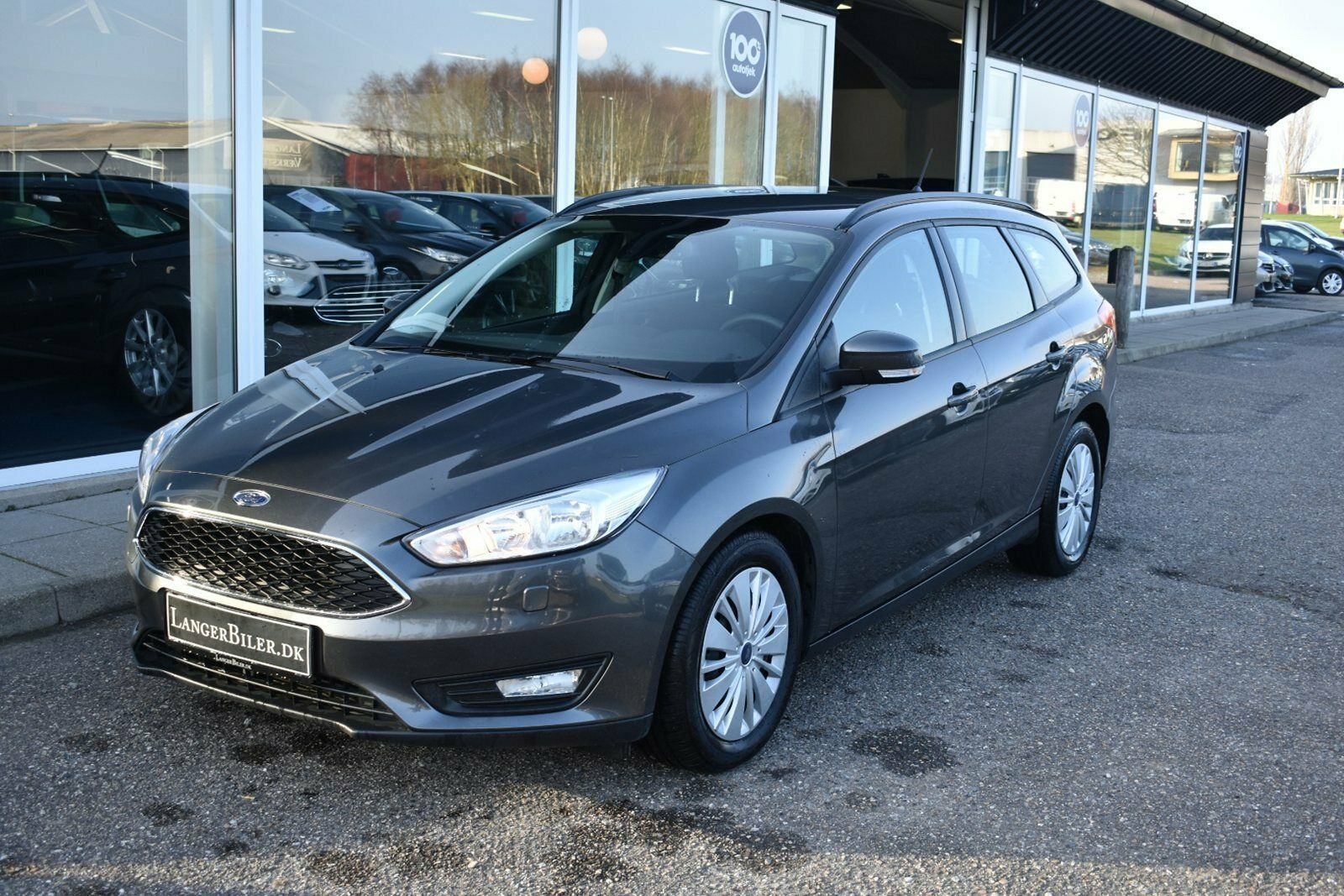 Ford Focus 2,0 TDCi 150 Business stc. 5d - 219.000 kr.