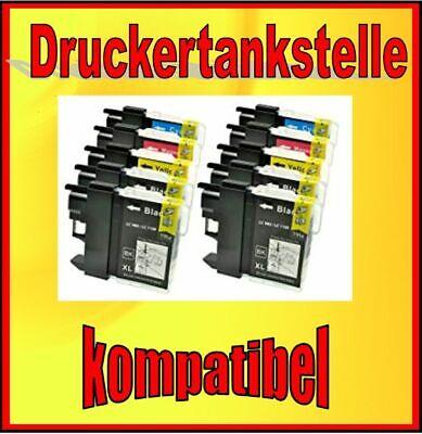 30 Druckerpatronen kompatibel für Brother LC-985 DCP-J140W DCP-J315W MFC-J220