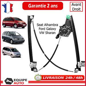Leve vitre Avant Droit VW Sharan SEAT Alhambra FORD Galaxy = 7M0837462-950351