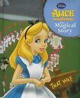 Disney's Alice in Wonderland by Parragon (Hardback, 2012)
