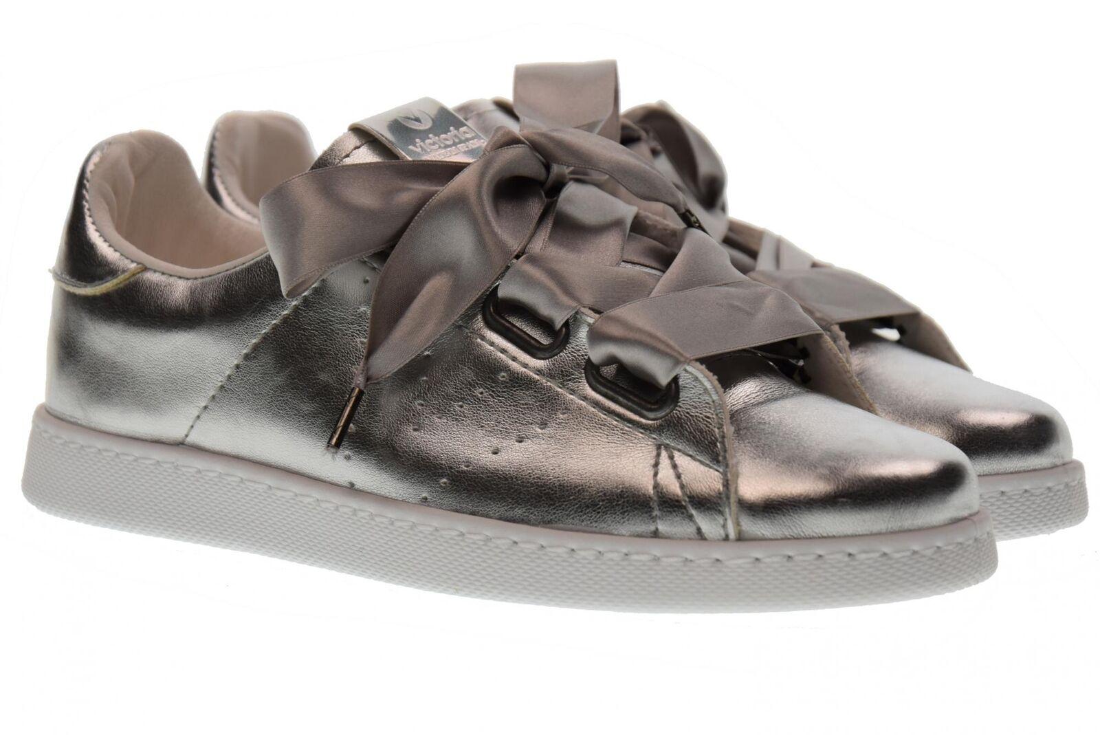 Victoria skor kvinnor kvinnor kvinnor Low skor 125.165 silver p18g  till försäljning online