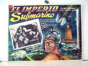 ALL-SCY-FICTION-ONLY-AVAILABLE-24h-UNDERSEA-KINGDON-RAY-CORRIGAN-1936-MEXICA