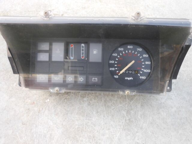FORD SPEEDO ASSEMBLY