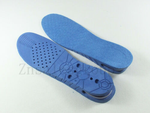 Shoe Increase Insole 1-4 Layers Height Heel Lift Air Cushion Pad Taller 5 Colors