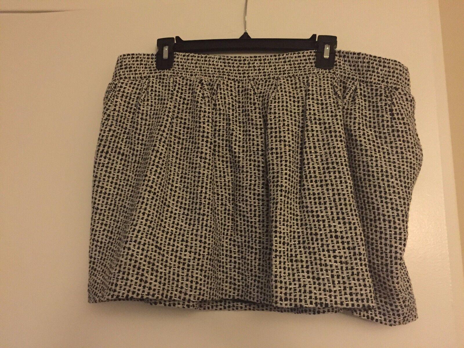 NWT DVF Diane Von Furstenberg Omapink Tweed Mini Skirt  265 – 14