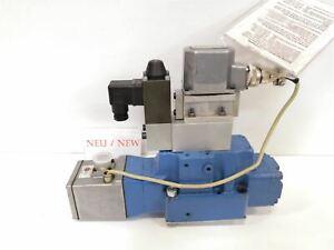 Moog-D02FXEWBN6A0-D662Z703F-Soupape-Hydraulique