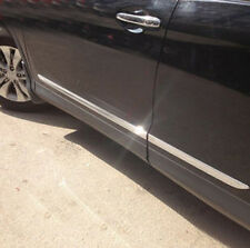 Chrome Side door Body molding mouliding trim HONDA CR-V CRV 12 13 2012 2013 2014