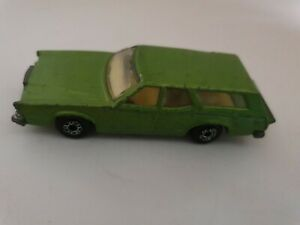 Vintage-Matchbox-Lesney-Superfast-No-74-Cougar-Villager-1978