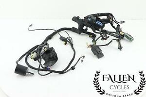 [GJFJ_338]  07 Harley Sportster XL 883 Wiring Wire Harness Loom MAIN w Ignition & Key  TESTED | eBay | View Of 2007 Sportster Ecm Wire Harness |  | eBay