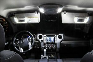 Details about 2014-2018 2019 Toyota Tundra Samsung LED Premium Interior Kit  only Super White