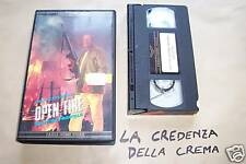 [4410] Open fire. Scontro frontale (1988) VHS