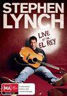 Stephen Lynch: Live at the El Rey (DVD, 2009)
