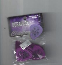 12 Clayton Duraplex Pick Standard .50MM
