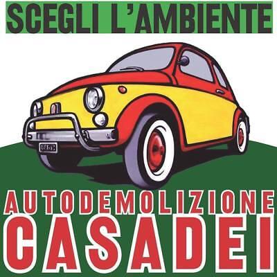 Autodemolizione CASADEI