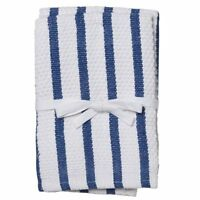 Gourmet Classics Casserole Kitchen Dish/wash Towel Cloth Set Of 2 Cotton Blue on Sale