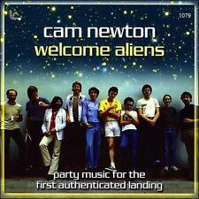 `Newton, Cam`-`Newton, Cam - Welcome Aliens`  CD NEW