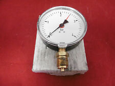 Wika Manometer 0-4 bar Anschluss 1/2""