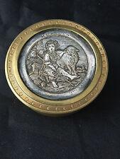 The Good Shepherd murillo boite signée ferre et bottini XIX ème St jean Baptiste