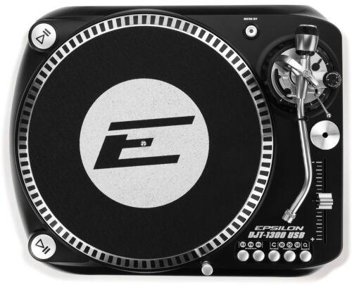 DJ Plattenspieler Turntable DJT 1300 Direktantrieb Epsilon DJT-1300 USB