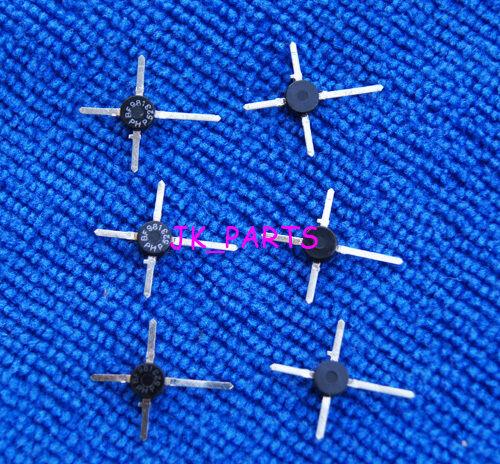 BF964 dual gate MOSFET tetrode lot of 5 pcs