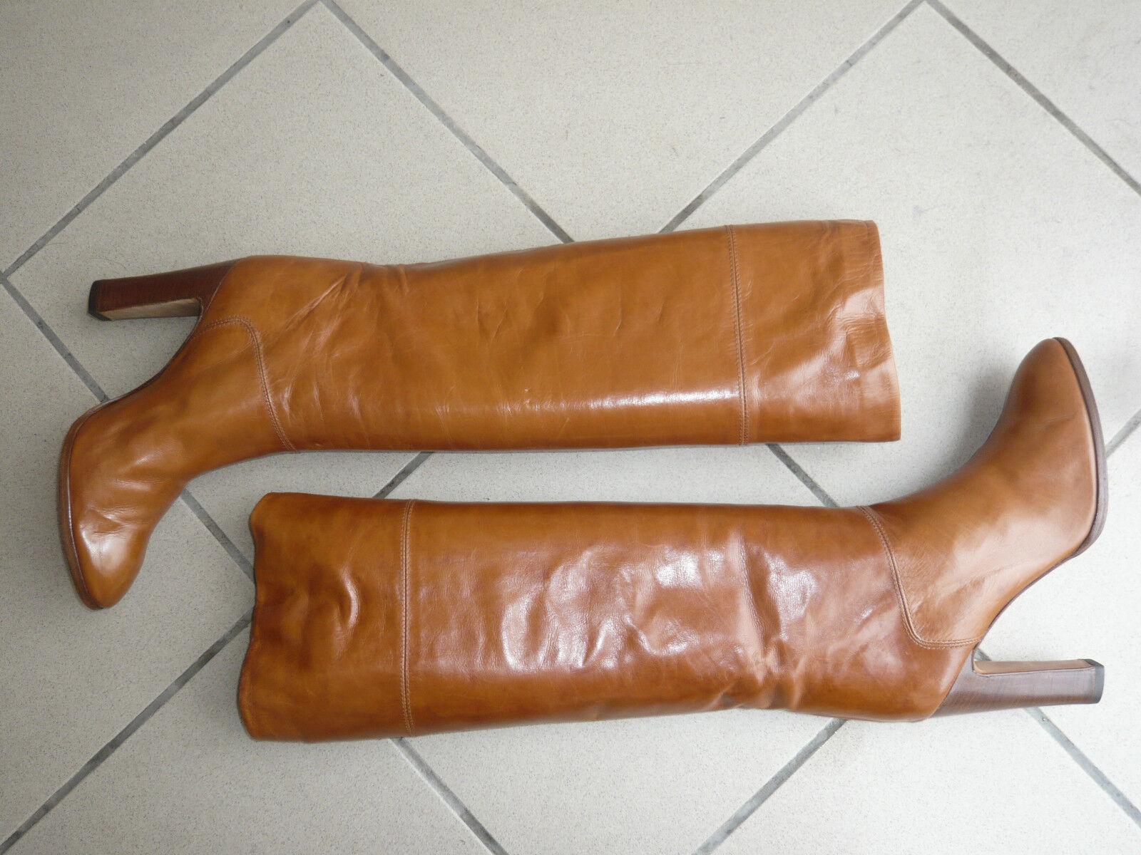 Stiefel vintage vintage vintage 1982  Gold  - Monclair t. 39,5 c8e6b9