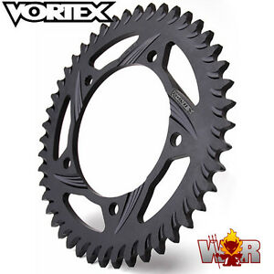 Details about Vortex F5 Rear Sprocket Black 43T 520 Honda CBR1000RR 04-13  CBR600RR 03-12