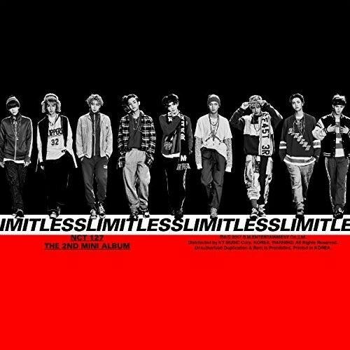 NCT 127 - Nct 127 Limitless [New CD] Asia - Import