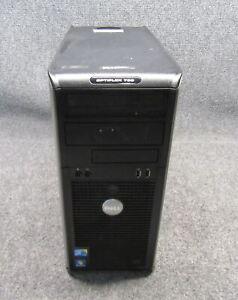 Dell Optiplex 760 Mini Tower PC with Intel Core 2 Duo 2.66GHz 4GB RAM 250GB HDD