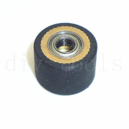 4mm x 10mm x 14mm Copper Core Pinch Roller wheel For Roland Vinyl Plotter Cutter