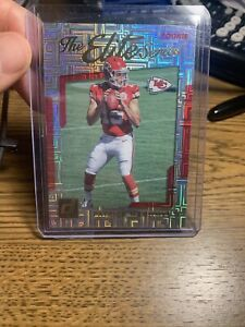 2017-DONRUSS-PATRICK-MAHOMES-SILVER-ROOKIE-MVP-CHIEFS-PERFECT-CORNERS