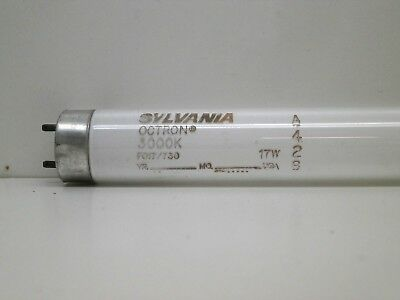 Pack of 24 Sylvania FO17//730//ECO T8 Bulb 24 17 W 3000K