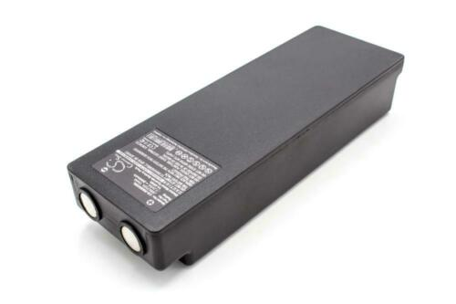 1026, 13445, 16131 CANRECO Akku Batterie 2000mAh für PALFINGER