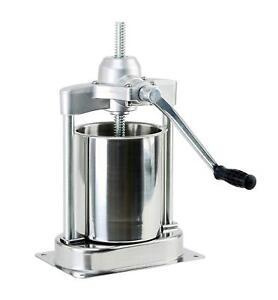 Kitchener-resistent-vertikal-Maschine-Wurst-Stuffer-Fuellung-con-3-Roehren