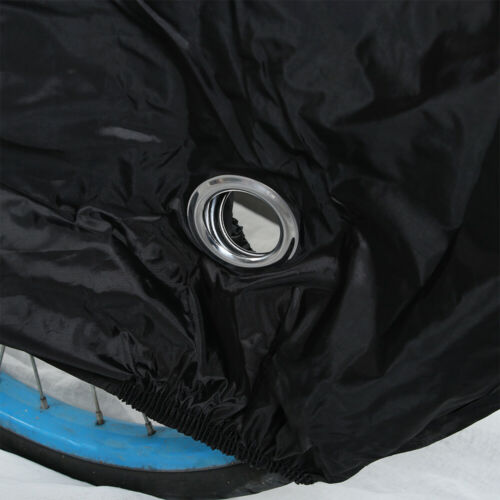 Outdoor Motorcycle Bicycle Cover Protective Gear Rain Dust Cover Waterproof