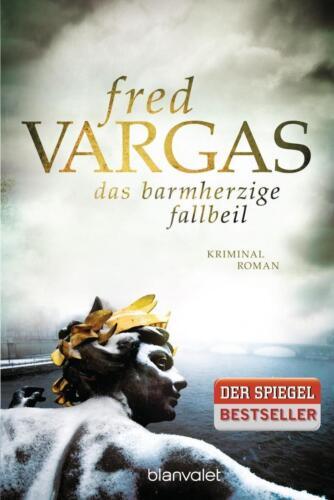 1 von 1 - Fred Vargas, Das barmherzige Fallbeil - 1xgelesen